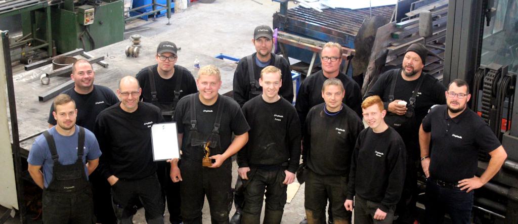 jj-hydraulik-team medarbejdere