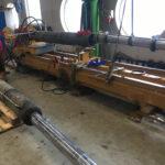 cylinder i cylinderbænk