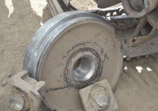 reparation af strammehjul